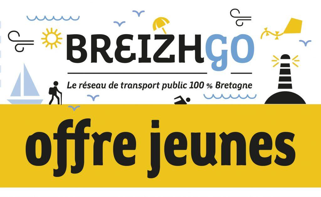 offre jeunes breizhgo gratuit transport finistère bretagne